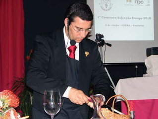 Time to put the sommeliers in the spotlight: Rodolfo Tristão