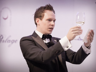 Time to put the sommeliers in the spotlight: Jan-Willem van der Hek