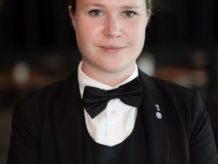 Time to put the sommeliers in the spotlight: Ellen Franzén