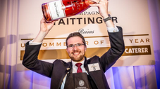 Time to put the sommeliers in the spotlight: Romain Bourger