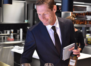 Time to put the sommeliers in the spotlight: Roy Pelgrim