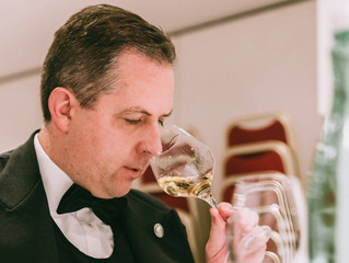 Time to put the sommeliers in the spotlight: Andreas Jechsmayr