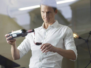 Time to put the sommeliers in the spotlight: Raimonds Tomsons