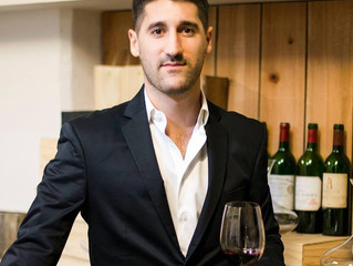 Time to put the sommeliers in the spotlight: Matias Prezioso