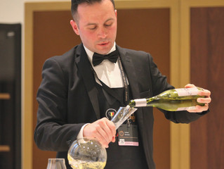 Time to put the sommeliers in the spotlight: Andrea Martinisi