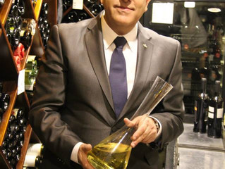 Time to put the sommeliers in the spotlight: Vasos Manoli