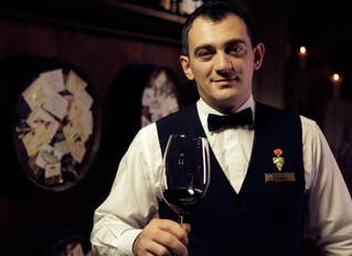 Time to put the sommeliers in the spotlight: Yiannis Stefanides