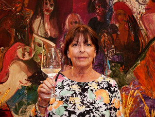Time to put the sommeliers in the spotlight: Michèle Chantôme