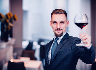 Time to put the sommeliers in the spotlight: Piotr Pietras