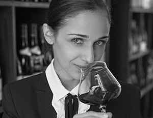 Time to put the sommeliers in the spotlight: Julia Scavo
