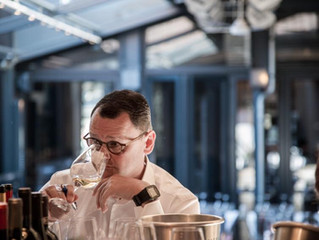 Time to put the sommeliers in the spotlight: Kris Lismont