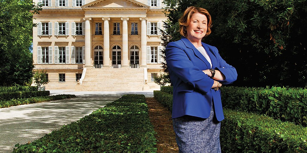 Corinne Mentzelopoulos  Chateau Margaux by Winespectator