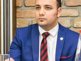 Time to put the sommeliers in the spotlight: Alexandru Dan
