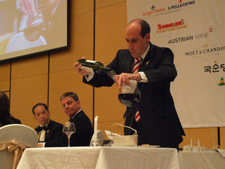 Time to put the sommeliers in the spotlight: Franck Moreau