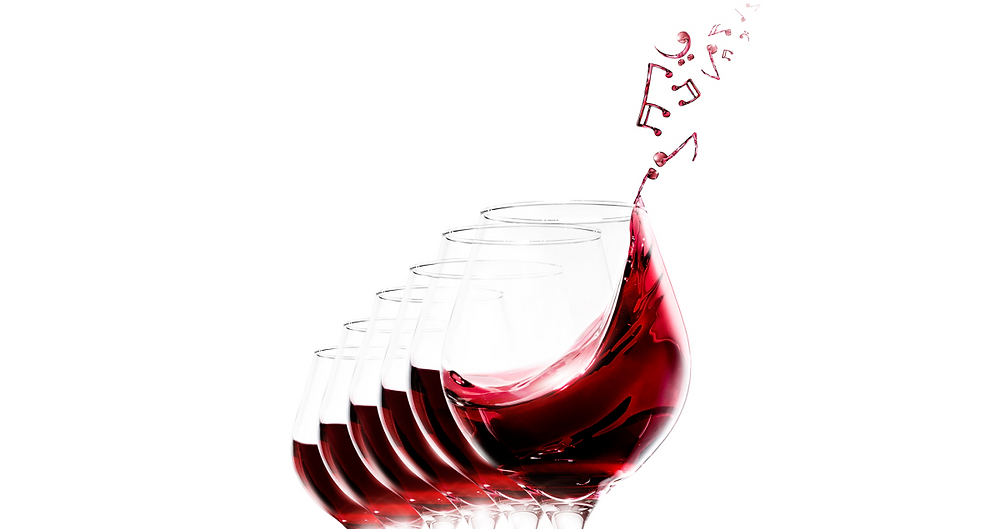 Music and wine by David Butler