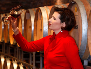 Time to put the sommeliers in the spotlight: Romana Echenspercher