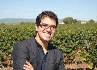 Time to put the sommeliers in the spotlight:  Ferran Centelles