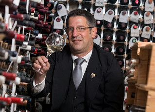 Time to put the sommeliers in the spotlight: Eric Zwiebel