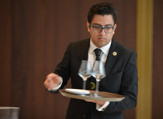 Time to put the sommeliers in the spotlight: Steve Ayon