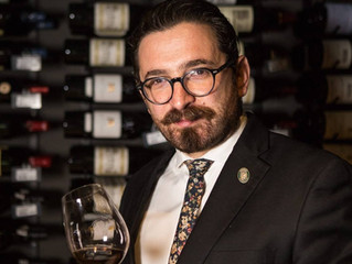 Time to put the sommeliers in the spotlight: Andreas Kyprianou