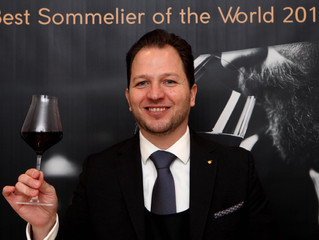 Time to put the sommeliers in the spotlight: Daniele Arcangeli