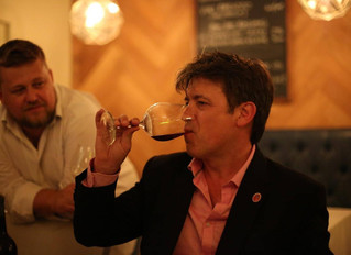 Time to put the sommeliers in the spotlight: Jean-Vincent RIDON