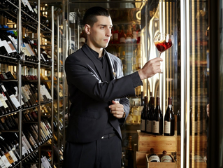 Time to put the sommeliers in the spotlight: Antonio Lopes