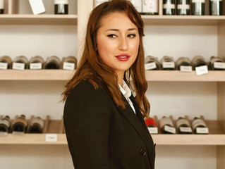 Time to put the sommeliers in the spotlight: Nassyrova Dayana
