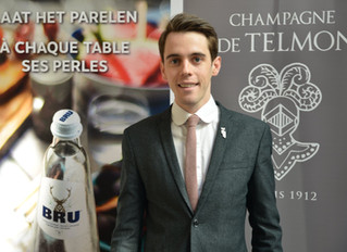 Time to put the sommeliers in the spotlight: Tom Ieven