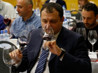Time to put the sommeliers in the spotlight: Shalva Khetsuriani