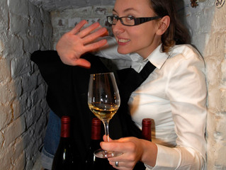 Time to put the sommeliers in the spotlight: Pascaline Lepeltier