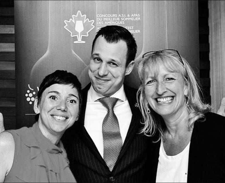 Elyse Lambert, Pier-Alexis and Veronique Rivest