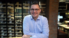 Time to put the sommeliers in the spotlight: Kamil Wojtasiak