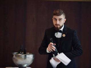 Time to put the sommeliers in the spotlight: Tazo Tamazashvili