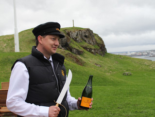 Time to put the sommeliers in the spotlight: Tolli Sigurbjörnsson