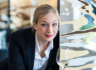 Time to put the sommeliers in the spotlight: Lotte Wolf