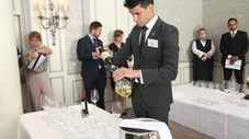Time to put the sommeliers in the spotlight: Alexandre Freguin