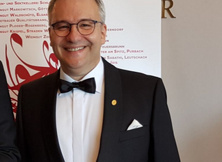Time to put the sommeliers in the spotlight: Markus Del Monego