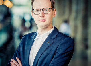 Time to put the sommeliers in the spotlight: Kaspars Reitups