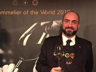 Time to put the sommeliers in the spotlight: Diego Arrebola