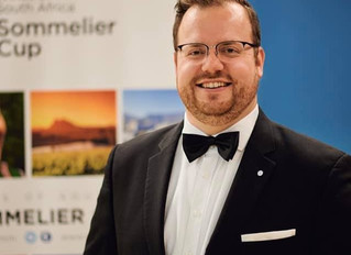 Time to put the sommeliers in the spotlight: Maximilian Wilm