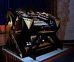 Catoe maintained 3/16 Marr Colton/Geneva Theatre Organ in the Arcada Theatre