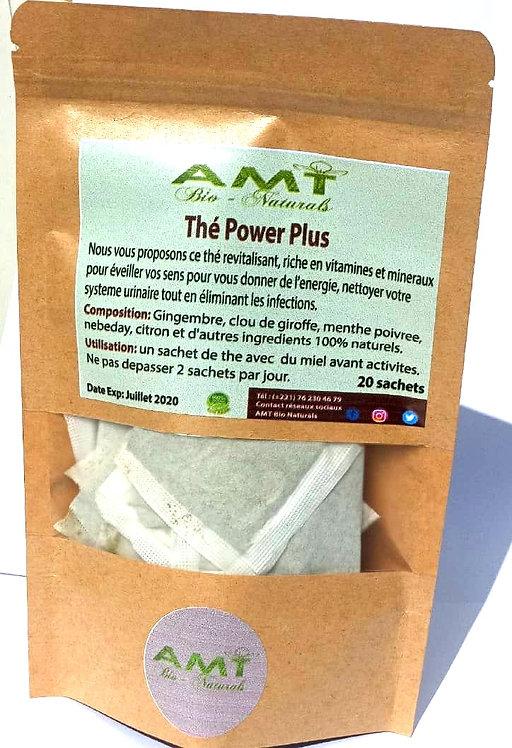Power Plus Tea /  Thé power Plus