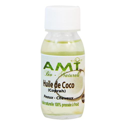 Coconut oil  /   Huile de Coco