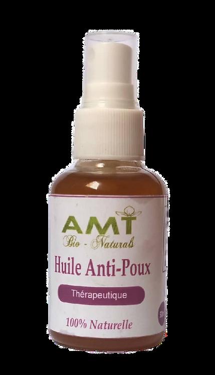 Anti lice oil / Huile Anti-Poux