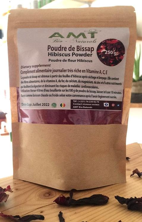 Hibiscus Powder / Poudre de Bissap