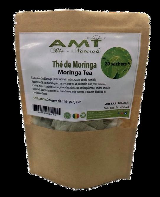 Moringa Tea/ Thé de Moringa