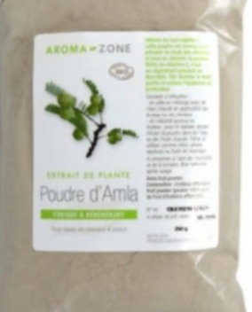 Amla Powder / Poudre d'Amla