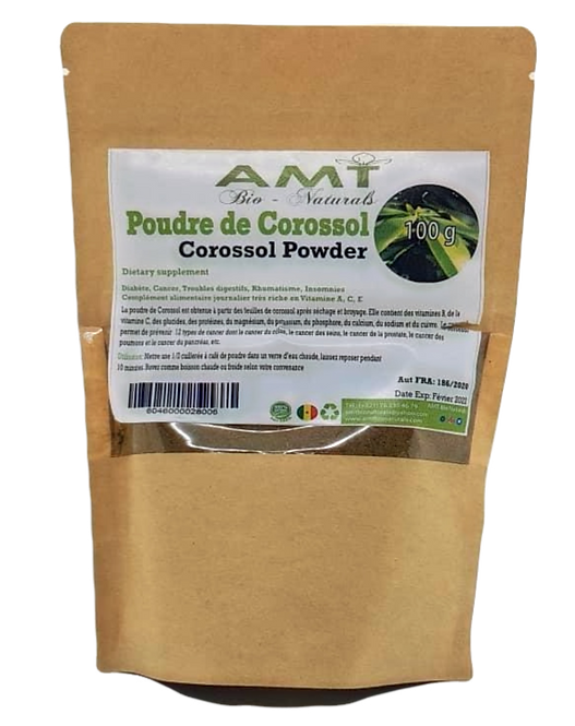Graviola Powder /  Poudre de Corossol