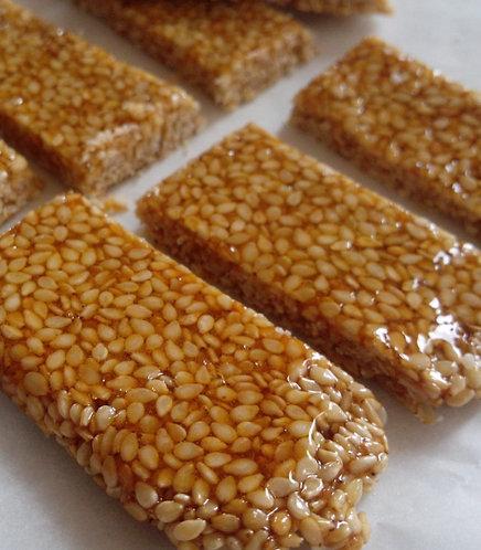 Sesame sweets / Galettes de sésame